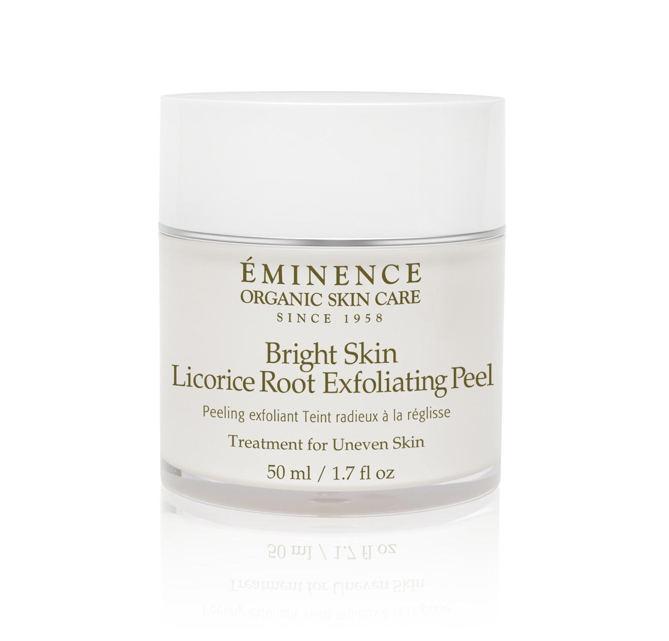 Bright Skin Licorice Root Exfoliating Peel Jessica S Apothecary