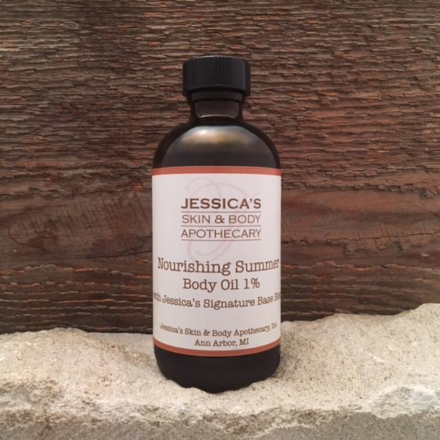 Therapeutic Body Oils