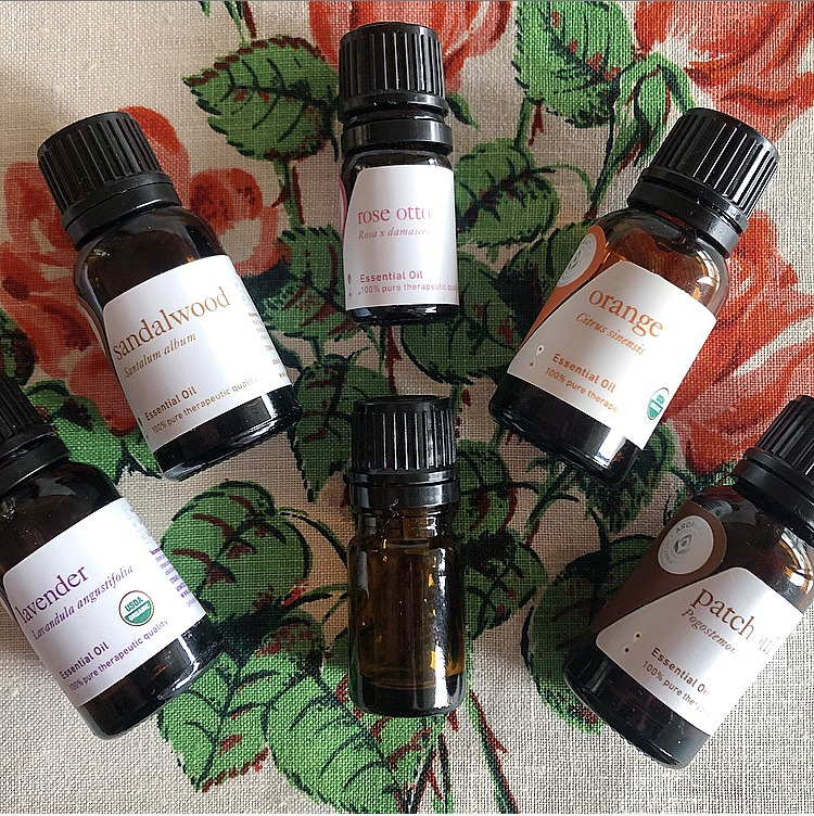 Aromatherapy & the Stress Response Cycle