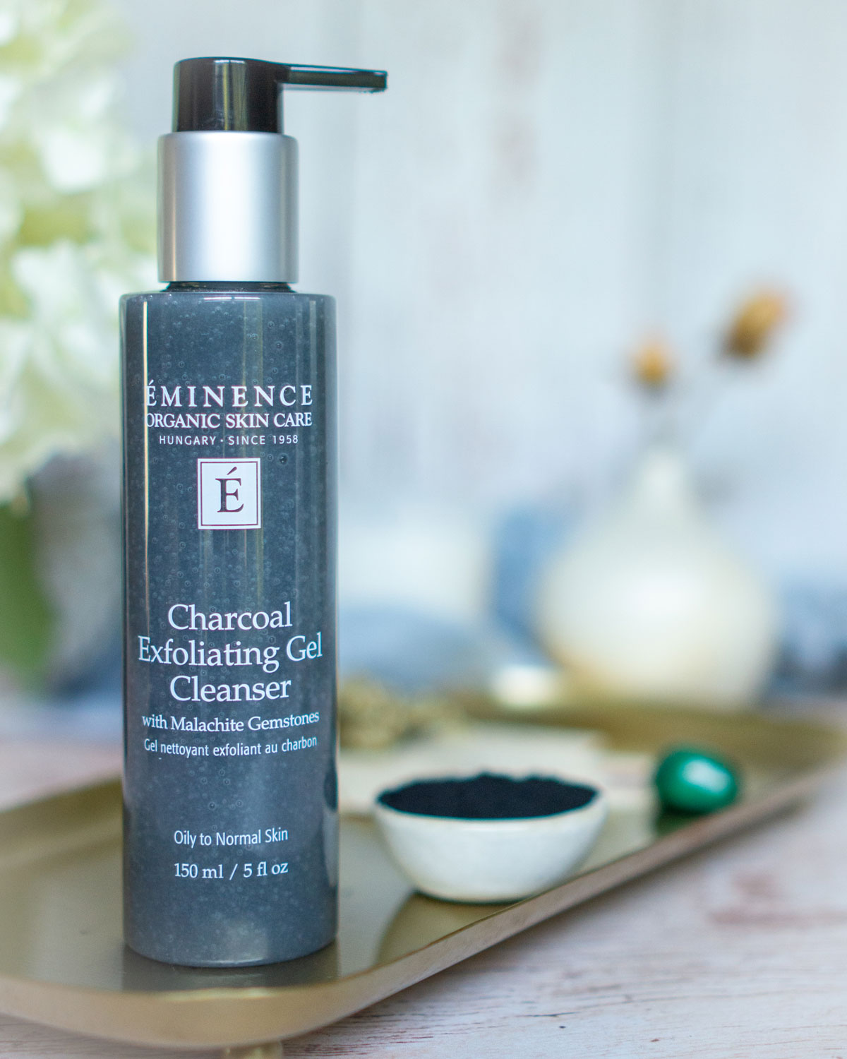 Charcoal Exfoliating Gel is a great choice when learning how to treat maskne