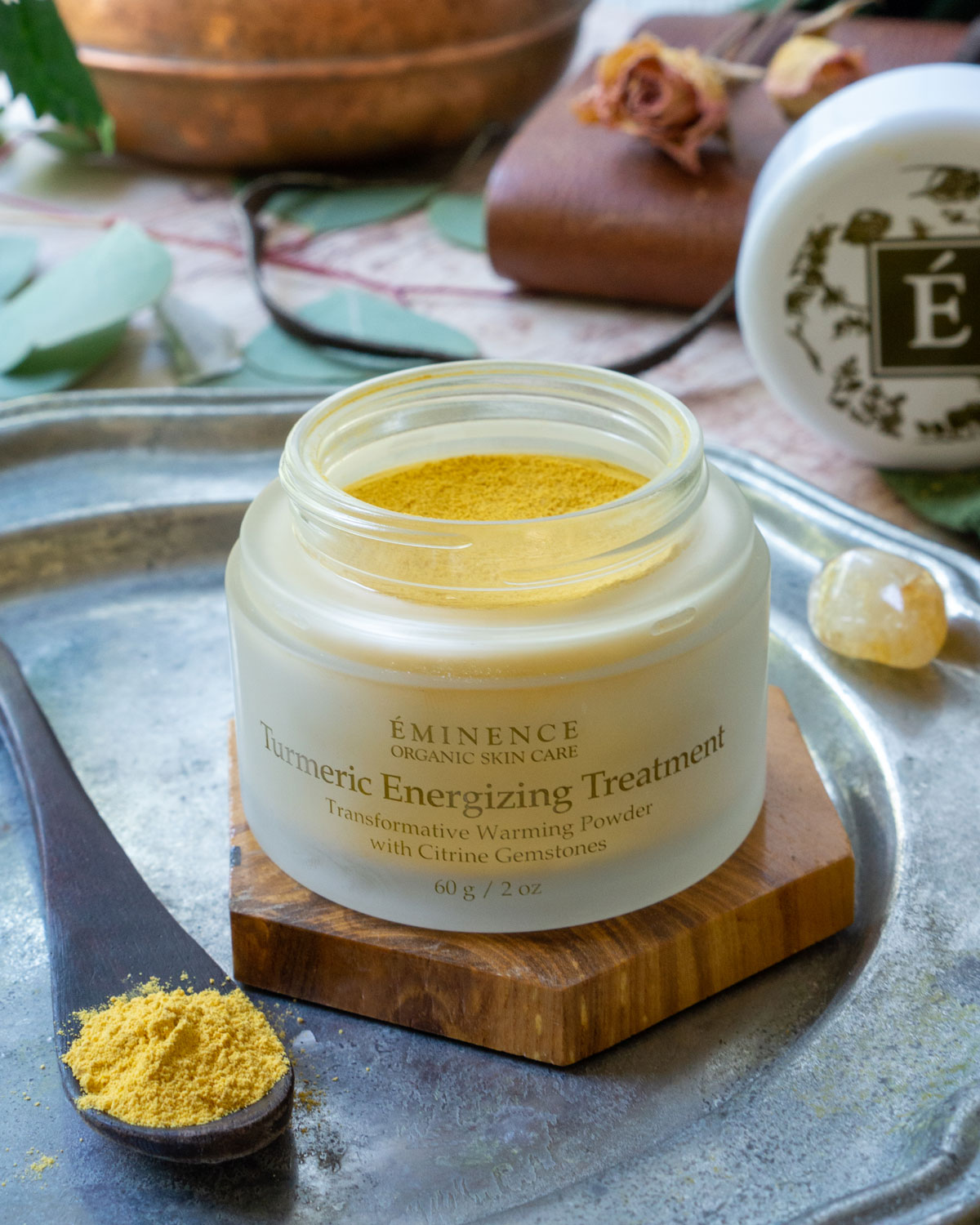 Turmeric Energizing Treatment - How to treat maskne