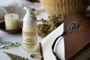 Eminence Organics' Bamboo Firming Fluid with Natural Retinol Alternative